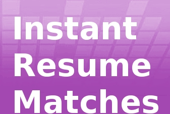 Get Instant Resume Matches